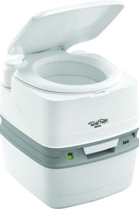 Thetford Porta Potti Qube 365 Portable Toilet, None, hi-res