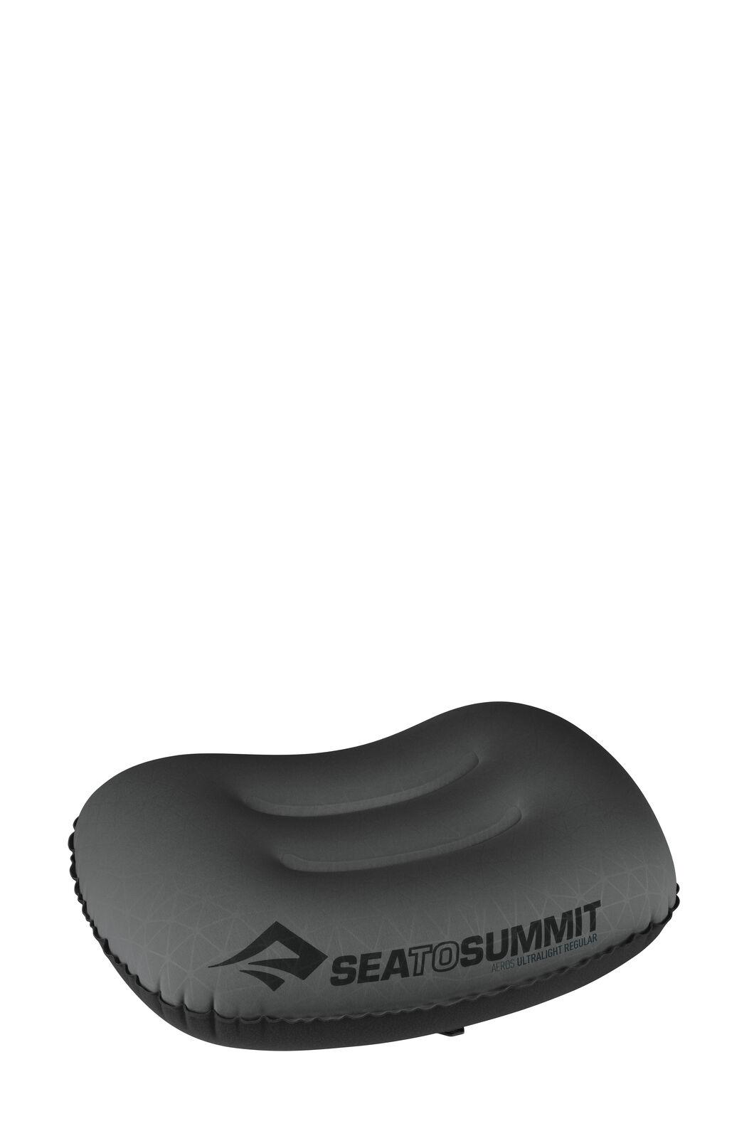 Sea to Summit Aeros Ultralight Pillow — Regular, Grey, hi-res
