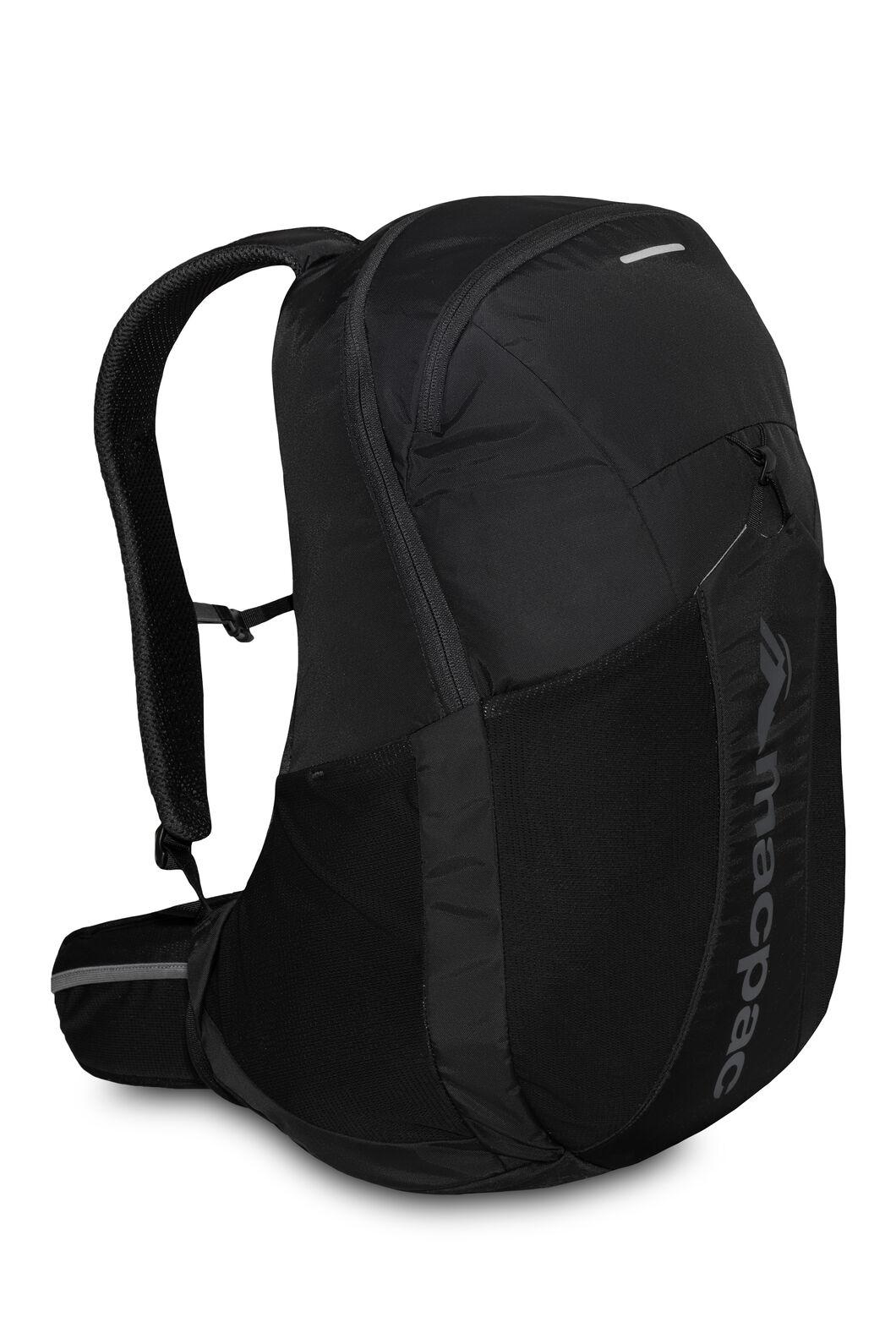 Macpac Rapaki 28L Backpack, Black, hi-res