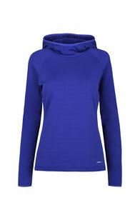 Macpac Traction Pontetorto® Pullover Hoody - Women's, Clematis Blue, hi-res