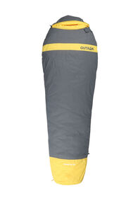 Outrak Peregrine Sleeping Bag 3 Yellow, None, hi-res
