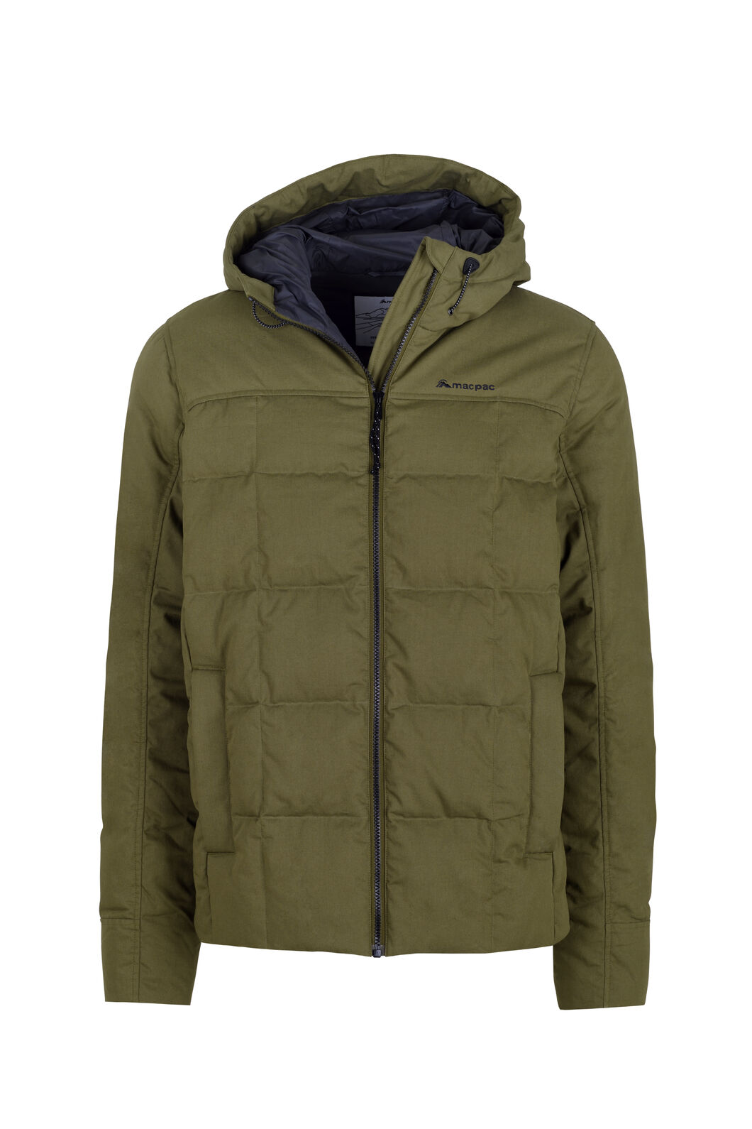 Macpac Fusion Jacket -Men's, Military Olive, hi-res
