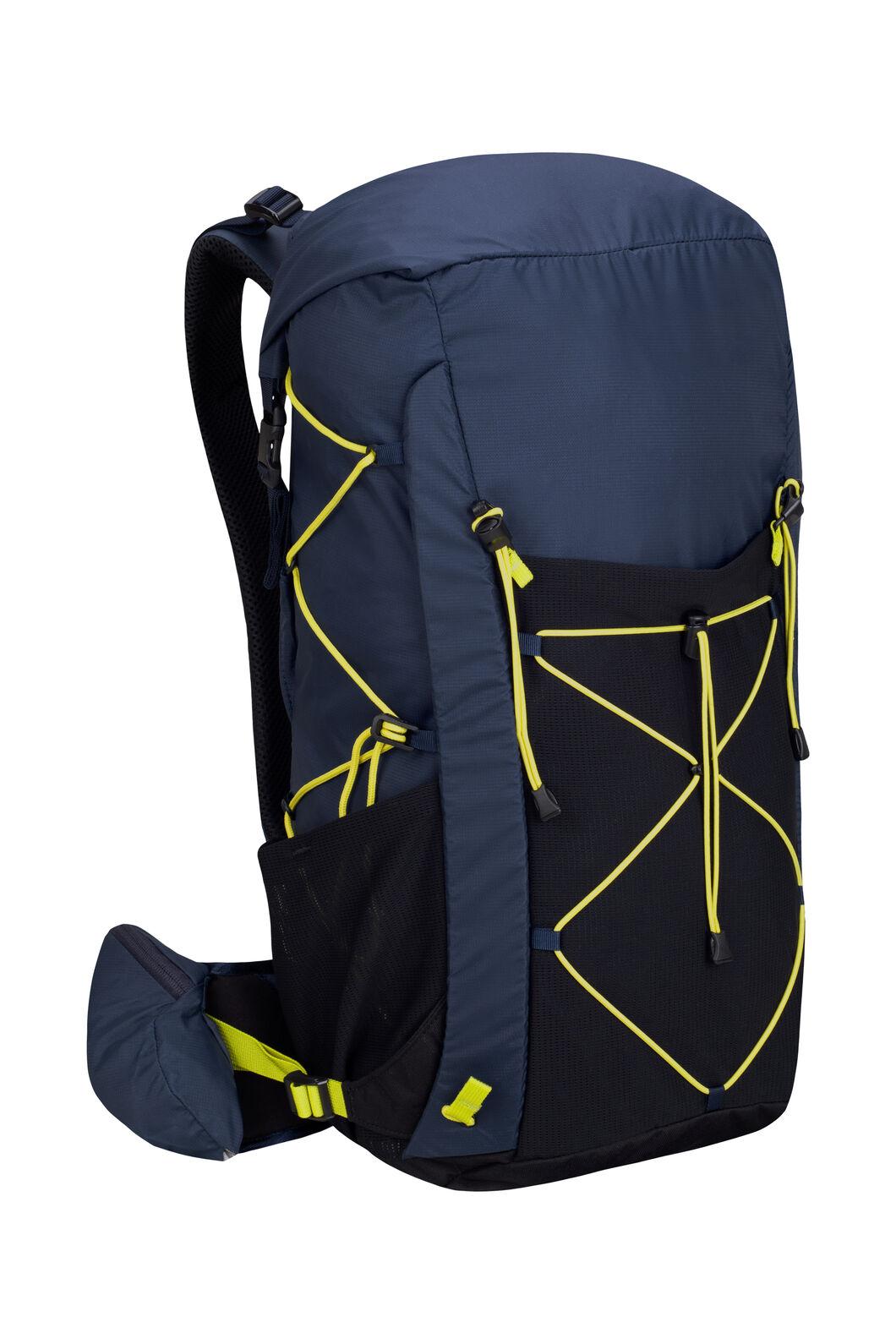 Macpac Fiord 28L Hiking Pack, Black Iris, hi-res