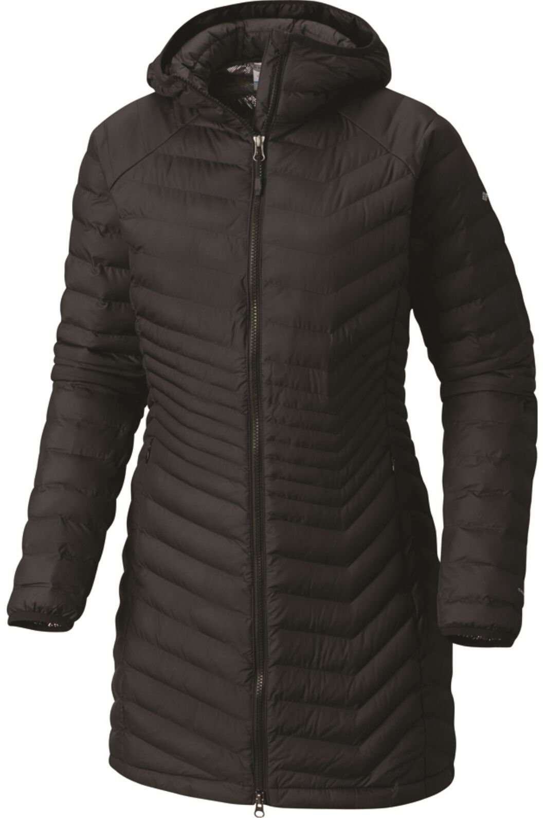 Columbia Women's Powder Lite Mid Jacket, Black, hi-res