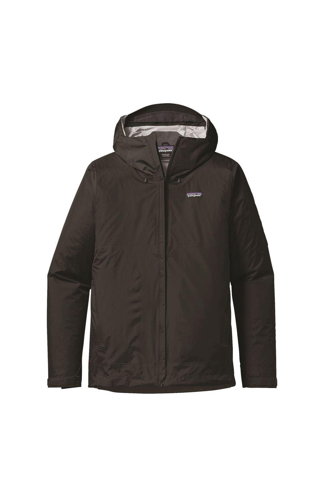 Patagonia Men's Torrentshell Jacket, Black, hi-res