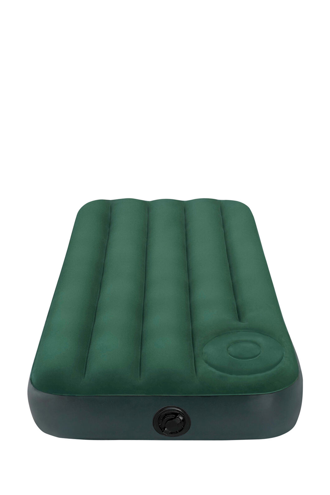 Intex Single Downy Air Bed with Foot Pump, None, hi-res