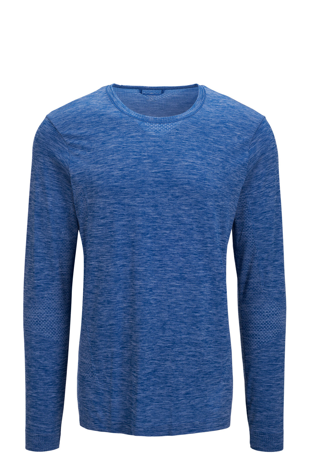 Macpac Limitless Long Sleeve Tee — Men's, Classic Blue, hi-res