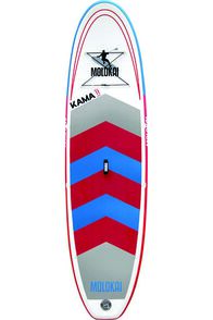 "Molokai 10' 6"" Inflatable Kama II SUP, None, hi-res"