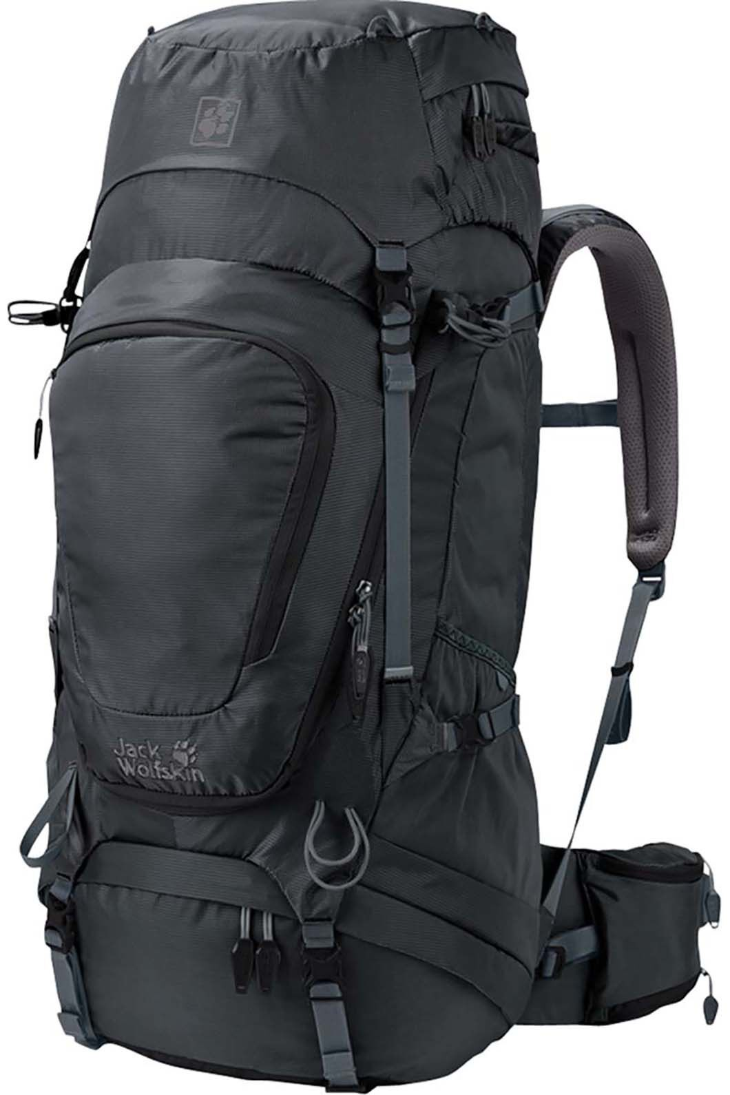 Jack Wolfskin Highland Trail XT Trekking Pack 50 + 5L, None, hi-res