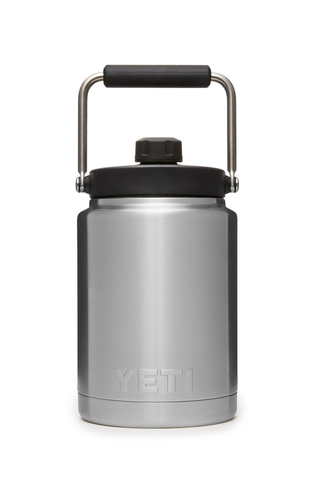Yeti Rambler Half Gallon Jug, Stainless Steel, hi-res