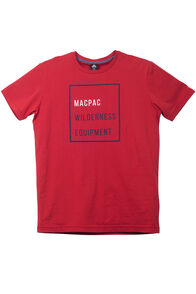 MWE Organic Cotton Tee - Men's, Pompeian, hi-res