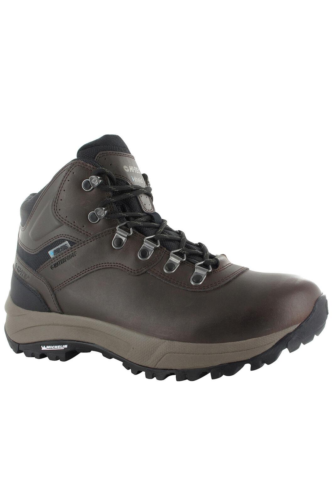Hi-Tec Men's Altitude VI Hiking Shoes, Dark Chocolate, hi-res