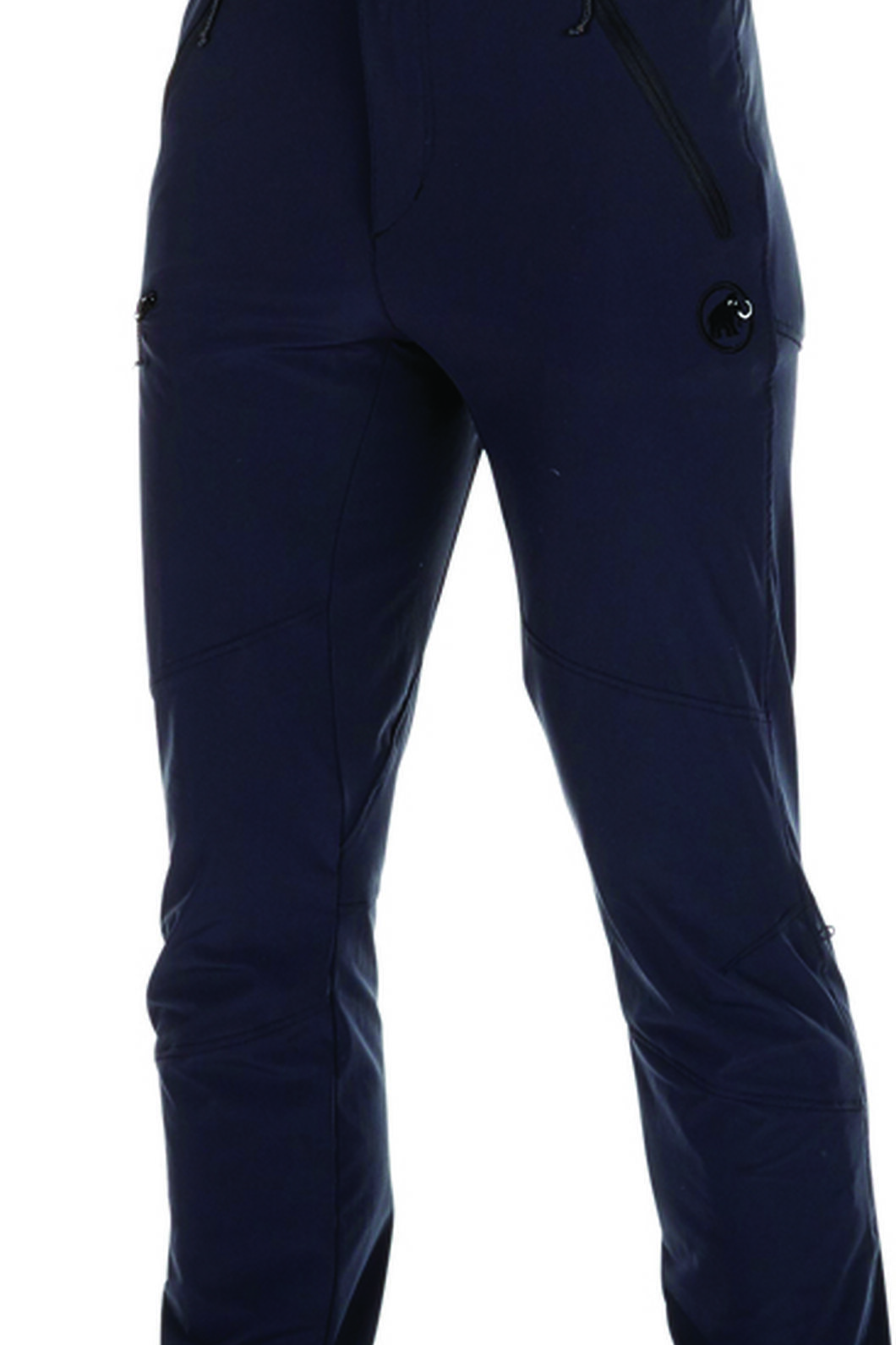 Mammut Runbold Pants - Men's, Black, hi-res