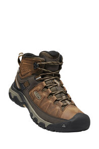 Keen Targhee III Mid WP Boot — Men's, Big Ben/Golden Brown, hi-res