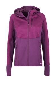 Macpac Delta Merino Jacket - Women's, Magenta/Purple, hi-res
