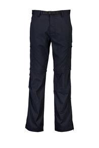 Macpac Women's Rockover Convertible Pants, Black, hi-res