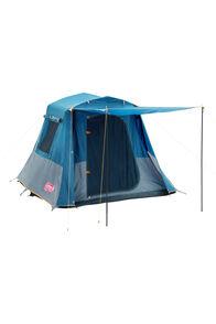 Coleman Instant Traveller Tent — Four Person, Blue, hi-res