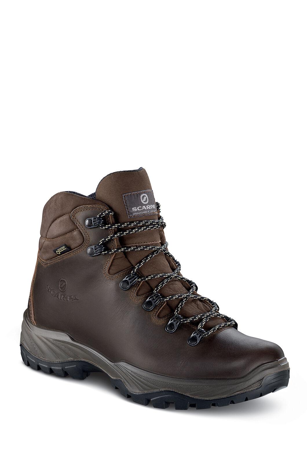 Scarpa Terra GTX Boots — Unisex, Brown, hi-res