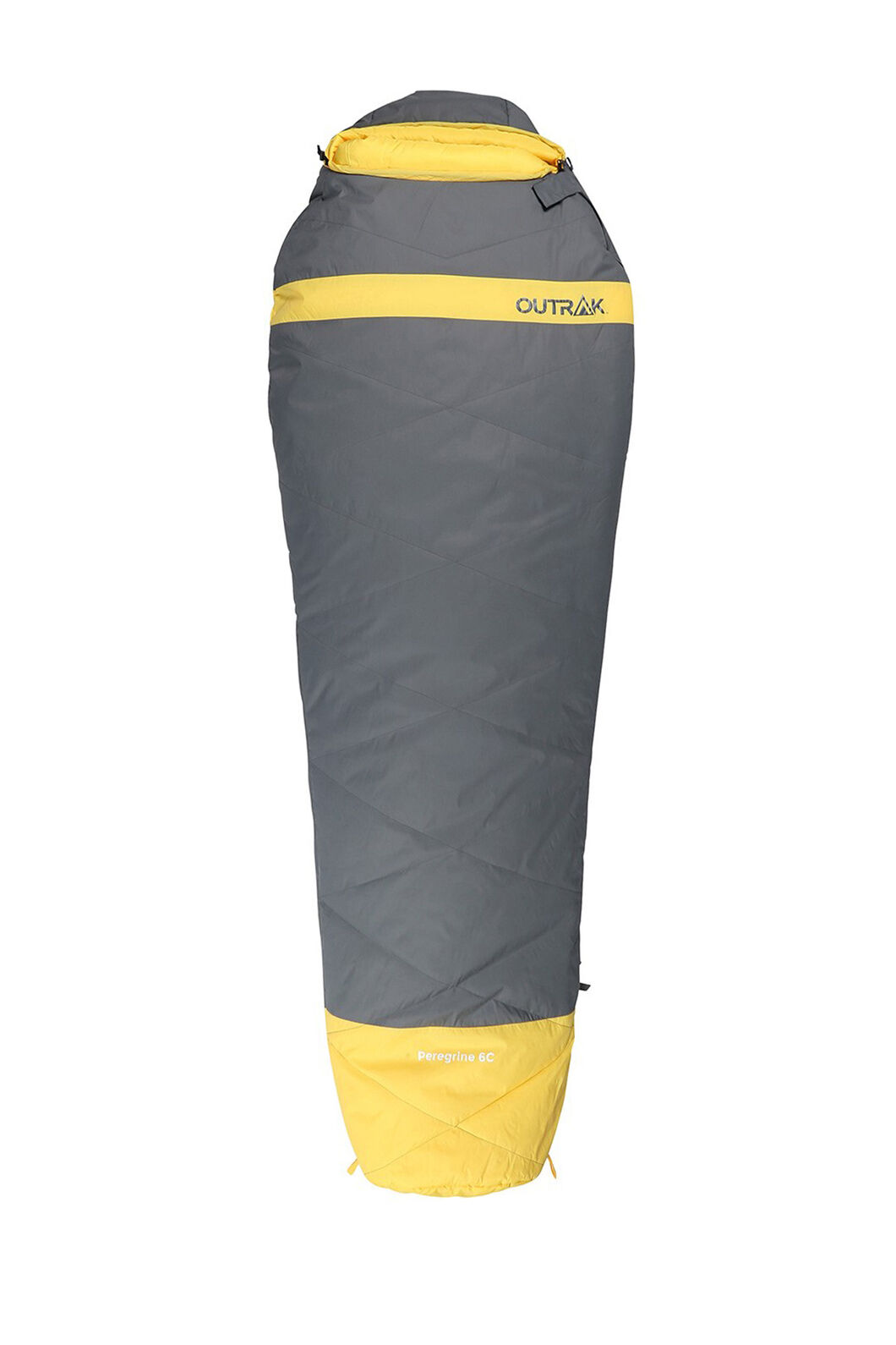 Outrak Peregrine Sleeping Bag 6 Yellow, None, hi-res