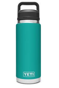 YETI® Rambler Bottle — 26oz, Aquifer Blue, hi-res