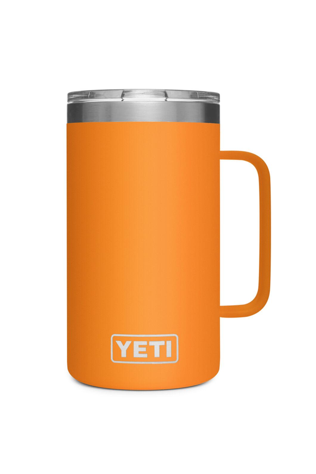 YETI® Rambler Mug — 24oz, King Crab Orange, hi-res