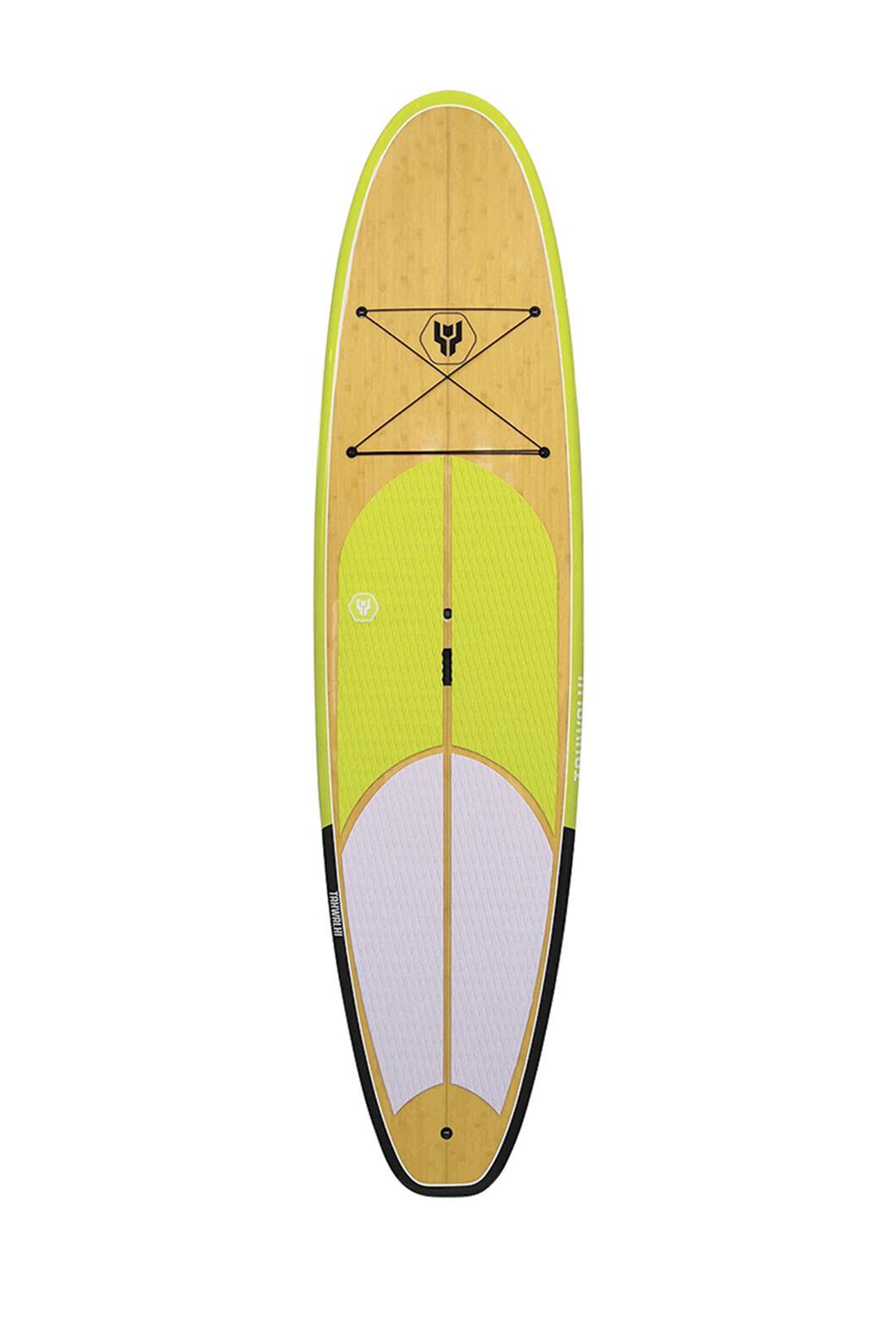 Tahwalhi Epoxy SUP 10ft 2in, Green/Wood, hi-res