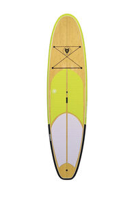 Tahwalhi Epoxy SUP 10ft 2in, Green/Wood, hi-res