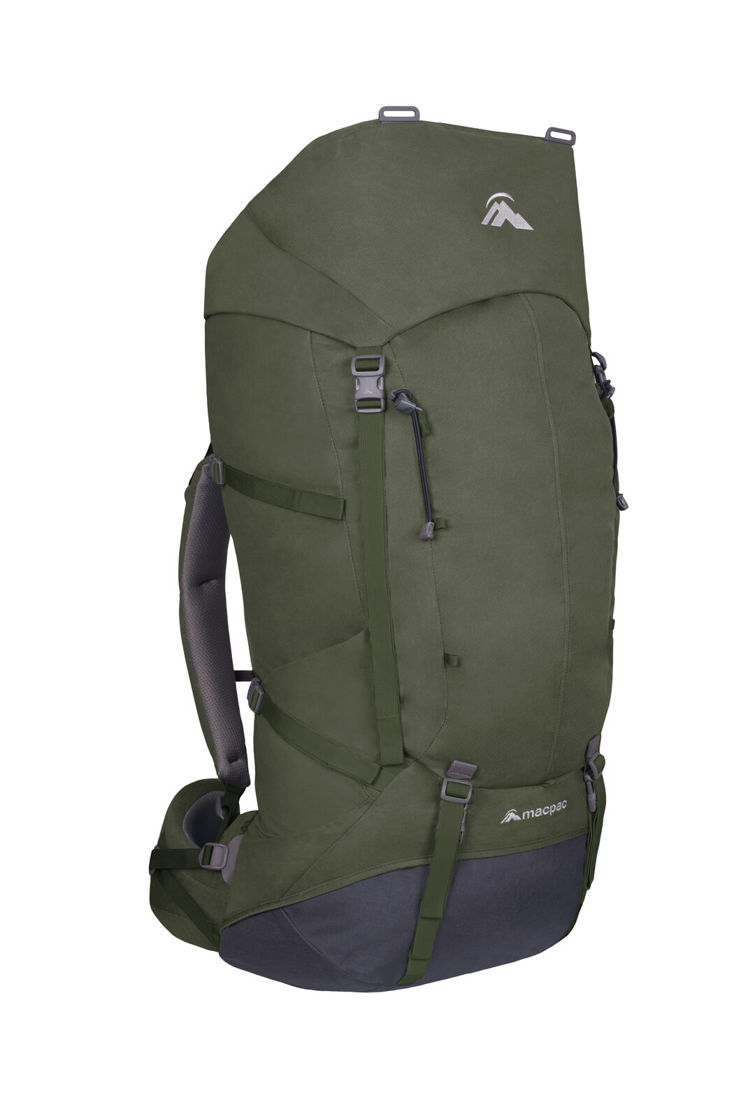 Macpac Cascade 65L AzTec® Hiking Pack, Forest Night, hi-res