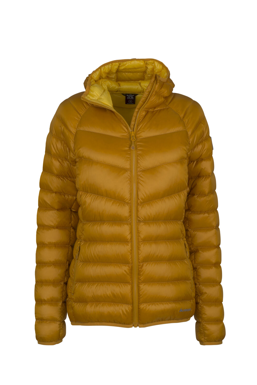 Macpac Mercury Down Jacket - Women's, Golden Yellow, hi-res