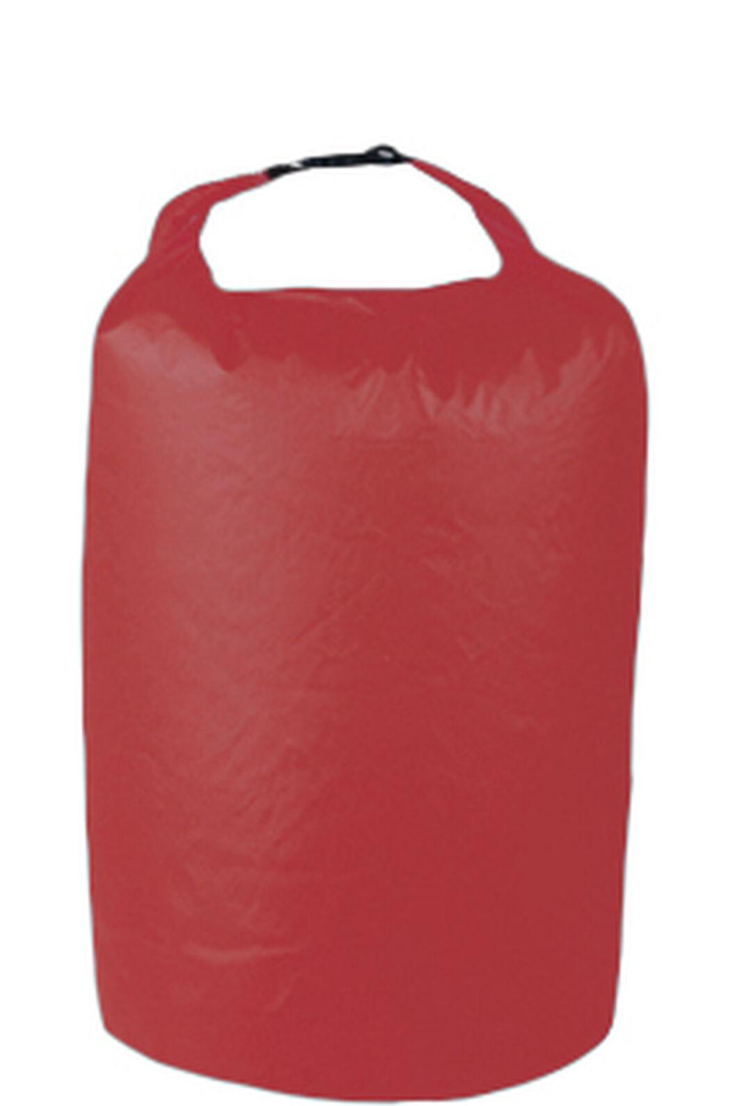 Macpac Ultralight Dry Bag 20 L, Scarlet, hi-res