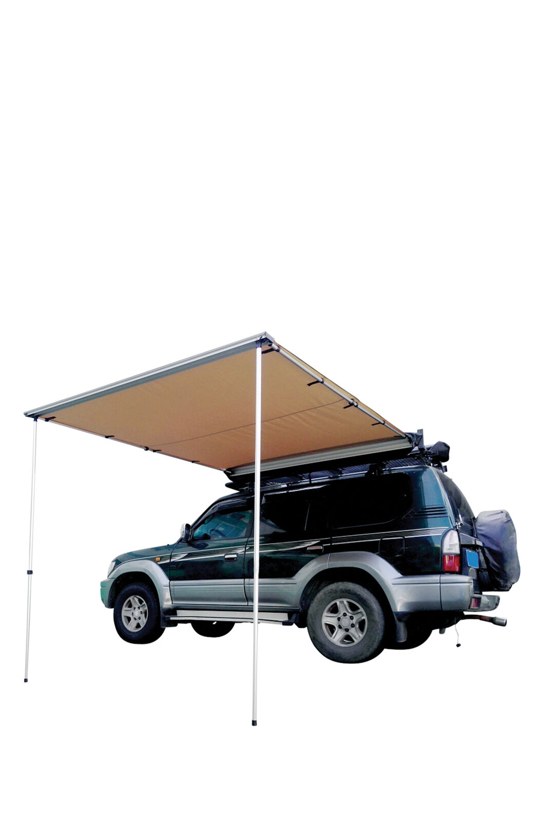 WANDERER 2x2m Car 4x4 Awning, None, hi-res