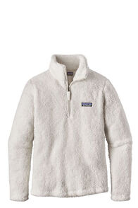 Patagonia Los Gatos 1/4 Zip Pullover — Women's, BIRCH WHITE, hi-res