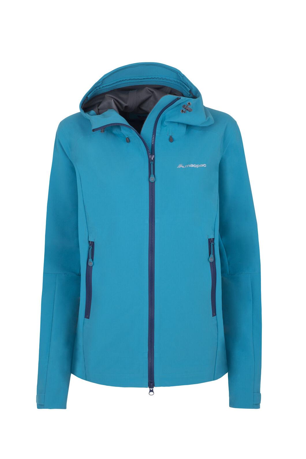 Macpac Fitzroy Alpine Series Softshell Jacket - Women's, Enamel, hi-res
