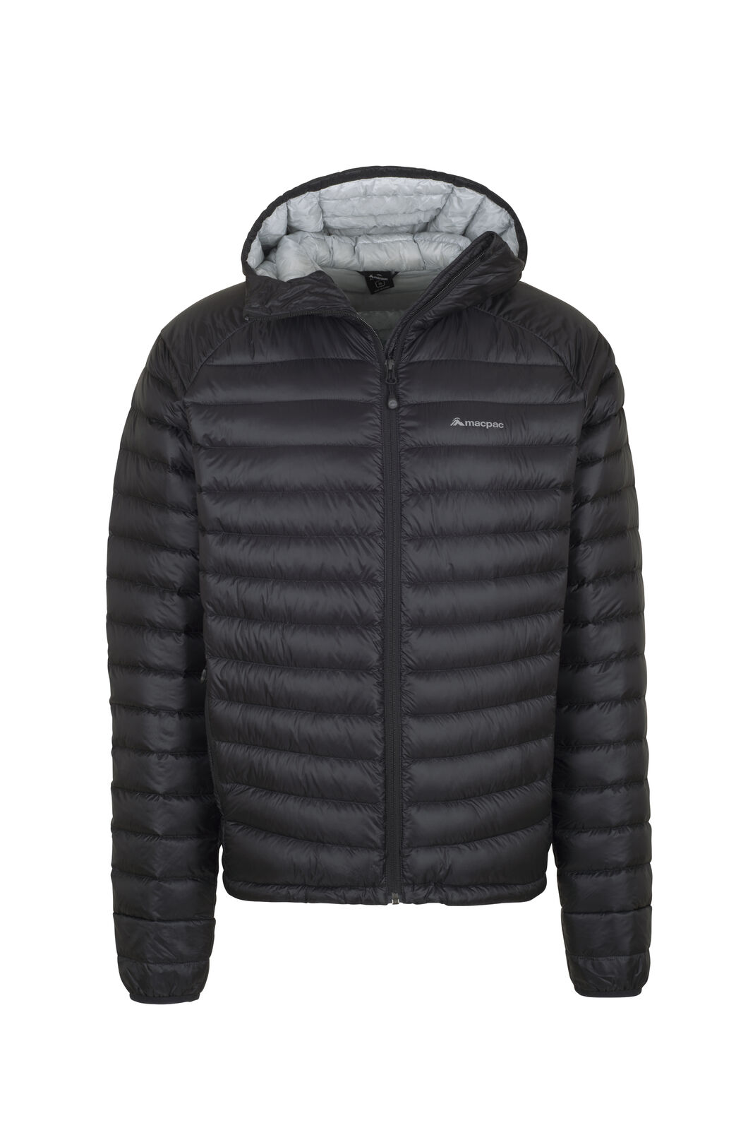 Macpac Icefall HyperDRY™ Hooded Jacket — Men's, Black, hi-res