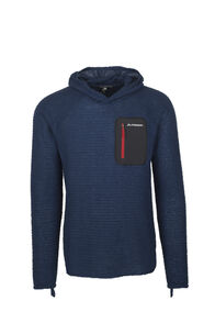 Macpac Nitro Polartec® Alpha® Pullover - Men's, Medieval Blue, hi-res