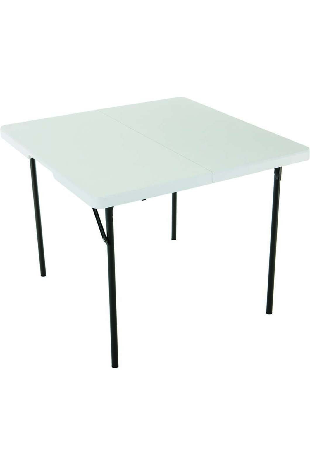 Lifetime 94cm Square Blow Mould Table, None, hi-res
