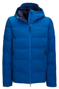 Macpac Men's Equinox Waterproof Pertex® Down Jacket, Classic Blue, hi-res