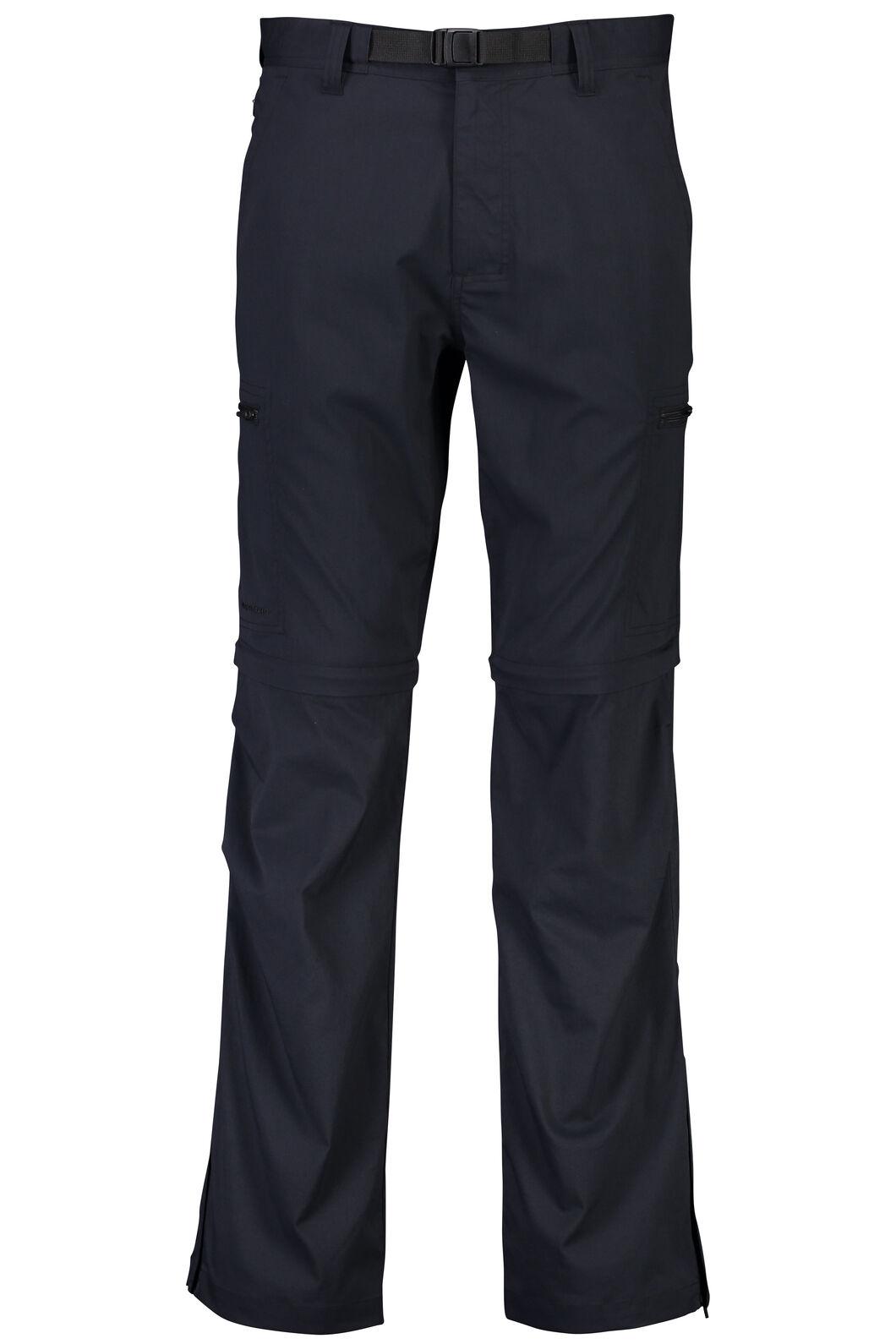 Rockover Convertible Pants - Men's, Black, hi-res