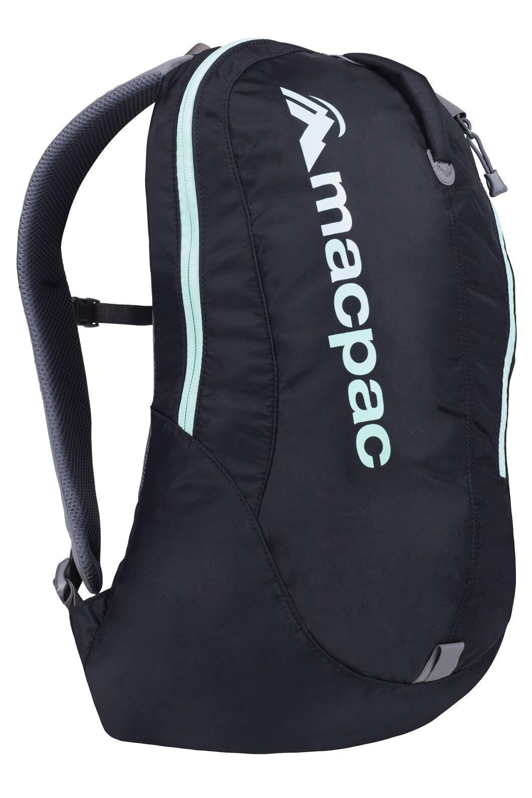 Kahuna 1.1 18L Backpack, Black/Ice Green, hi-res