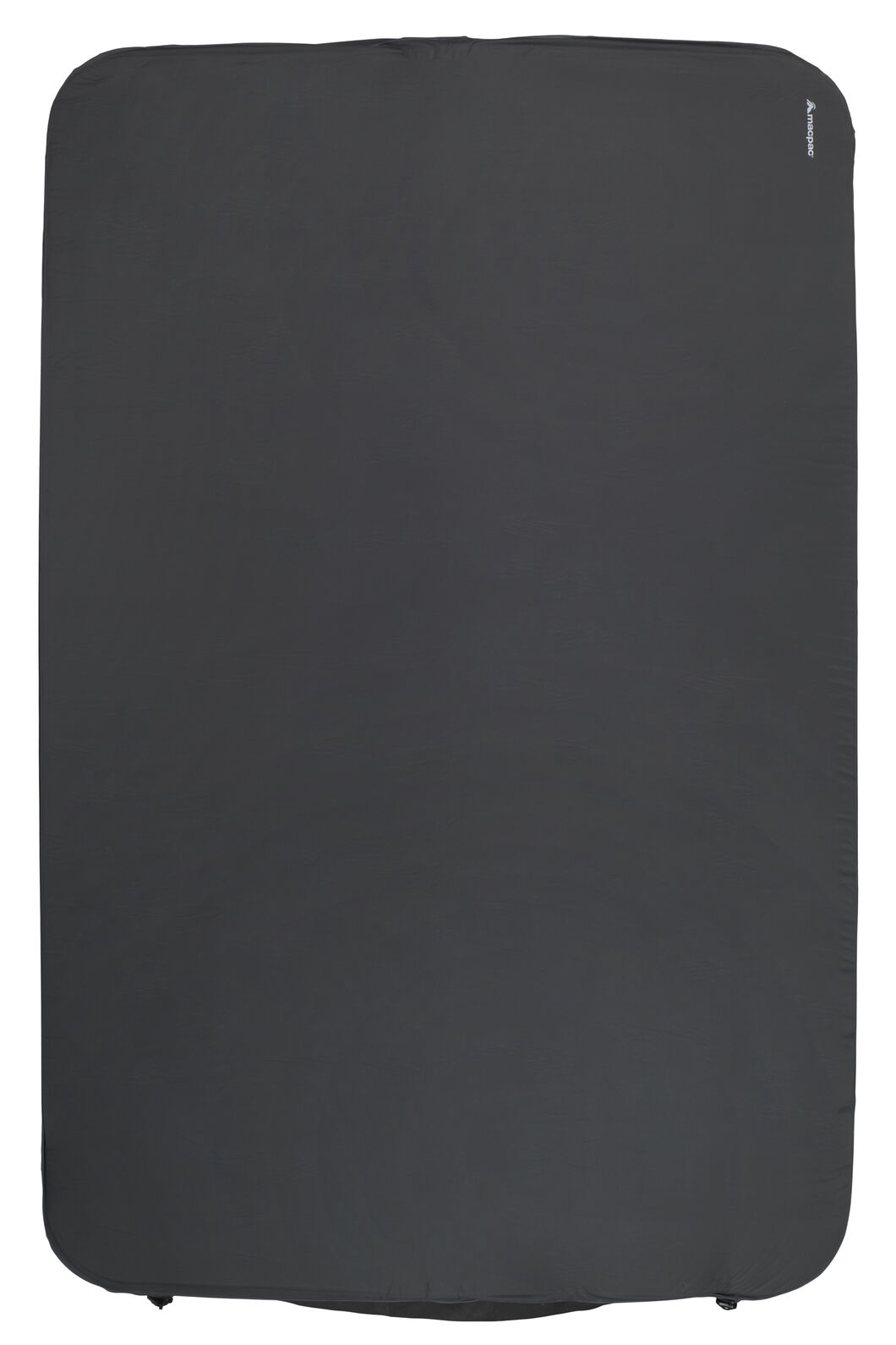 Macpac Deluxe Double Mat, Charcoal, hi-res