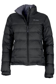 Halo Down Jacket - Women's, Black, hi-res