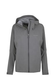 Macpac Less is less Rain Jacket - Women's, Pearl, hi-res