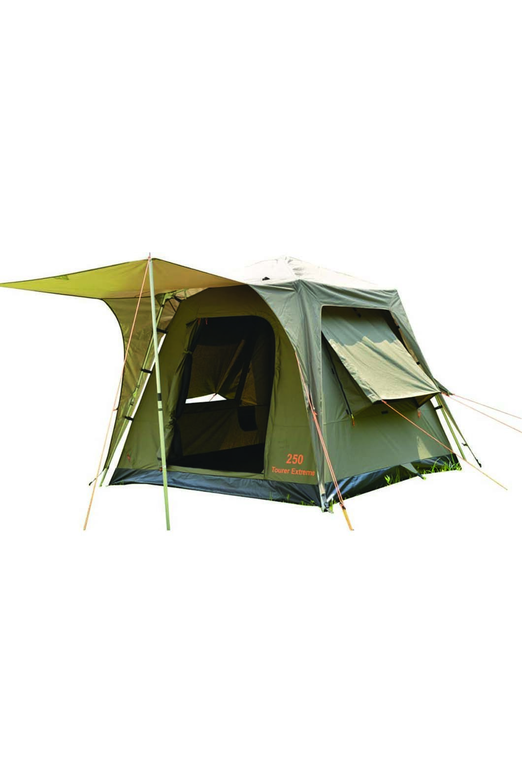 Wanderer Tourer Extreme 250 4-5 Person Touring Tent, None, hi-res