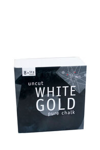 Black Diamond White Gold Chalk Block (56 g), White, hi-res