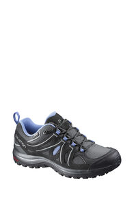 Salomon Women's Ellipse 2 GTX Hiking Shoe, Asphalt/Black, hi-res