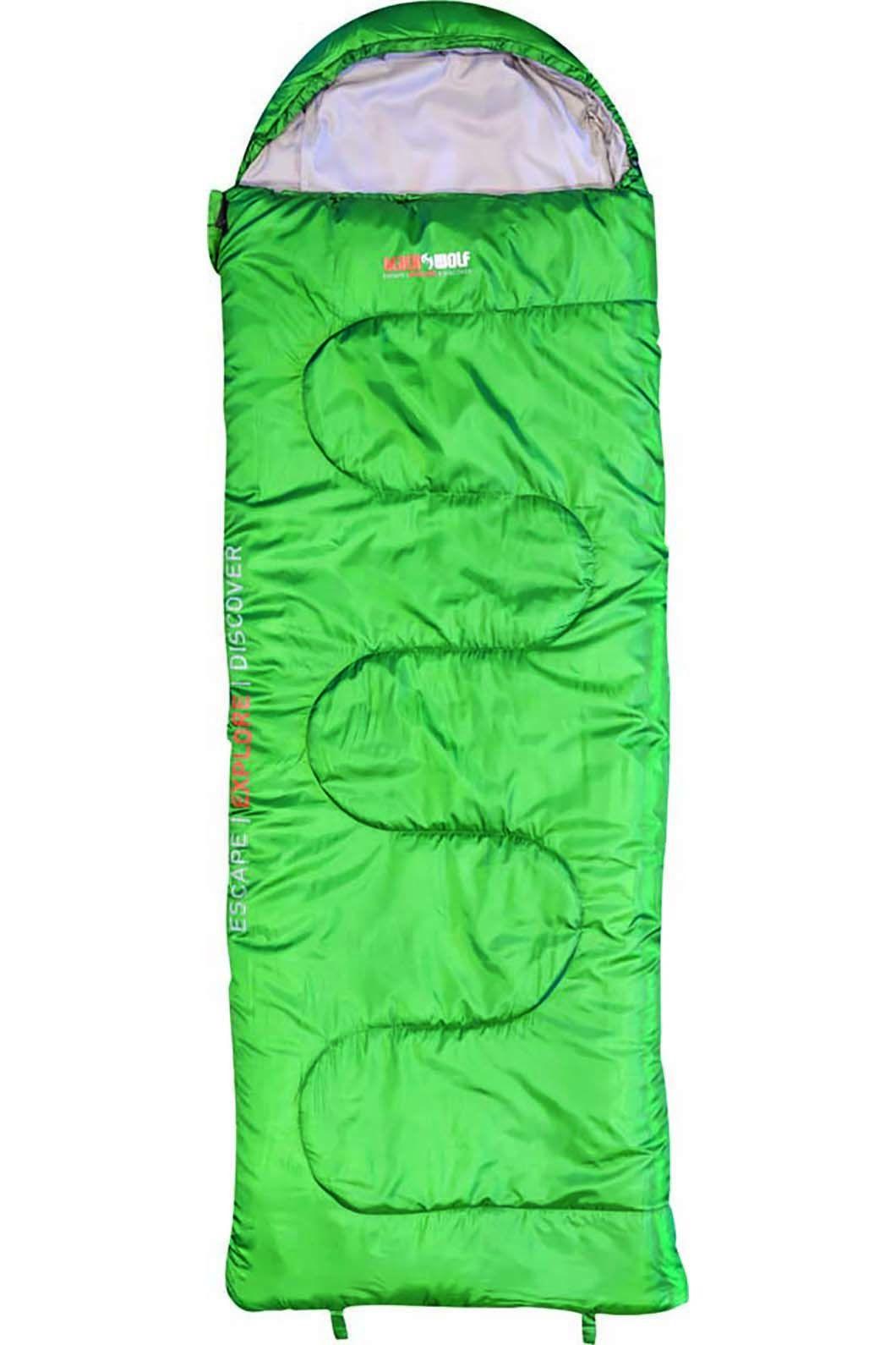 BlackWolf Meridian 300 Sleeping Bag 6, None, hi-res