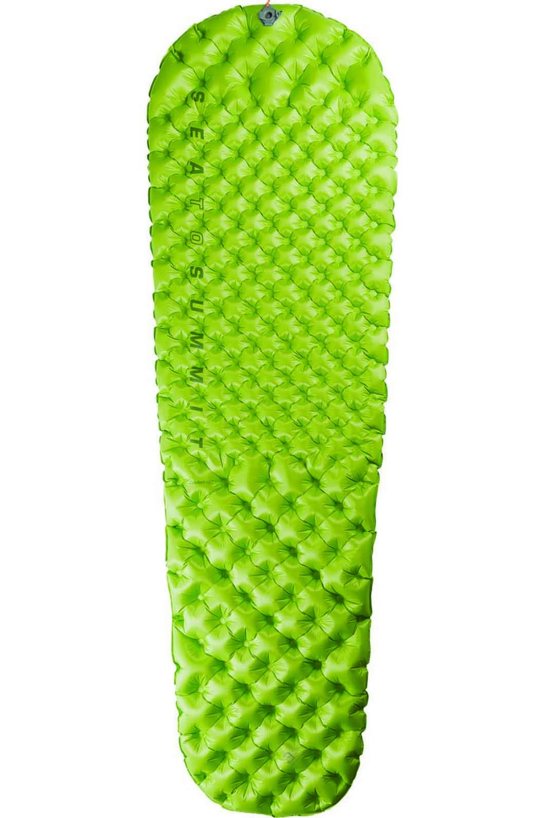 Sea to Summit Comfort Light Insulated Sleeping Mat — Regular, None, hi-res
