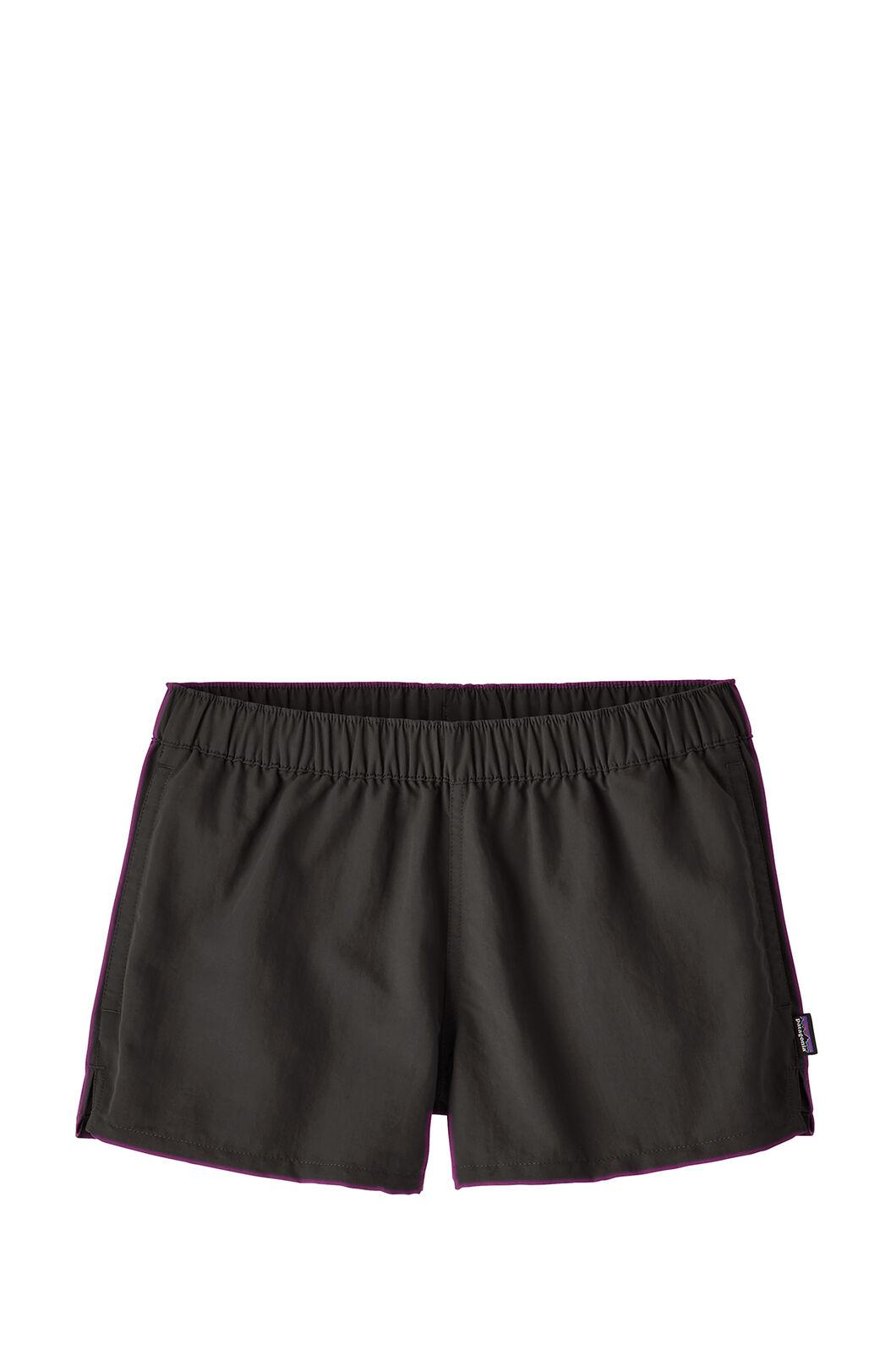 Patagonia Barely Baggies Shorts — Women's, Black, hi-res