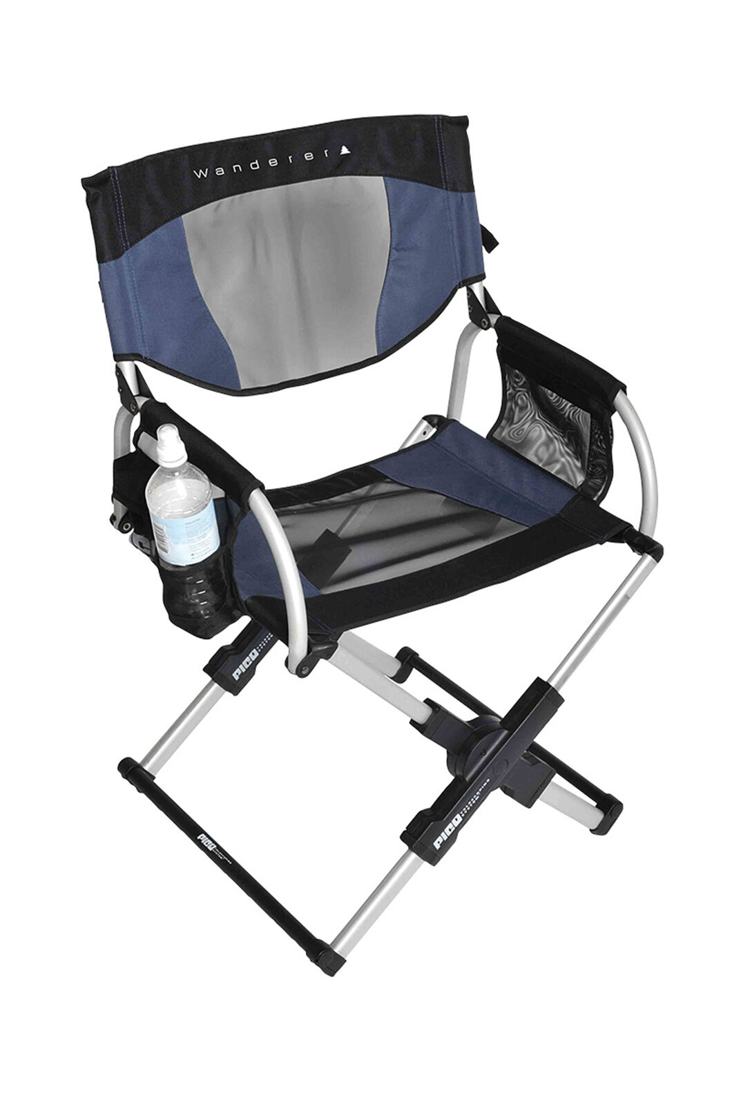 Wanderer Pico Folding Camp Chair, None, hi-res