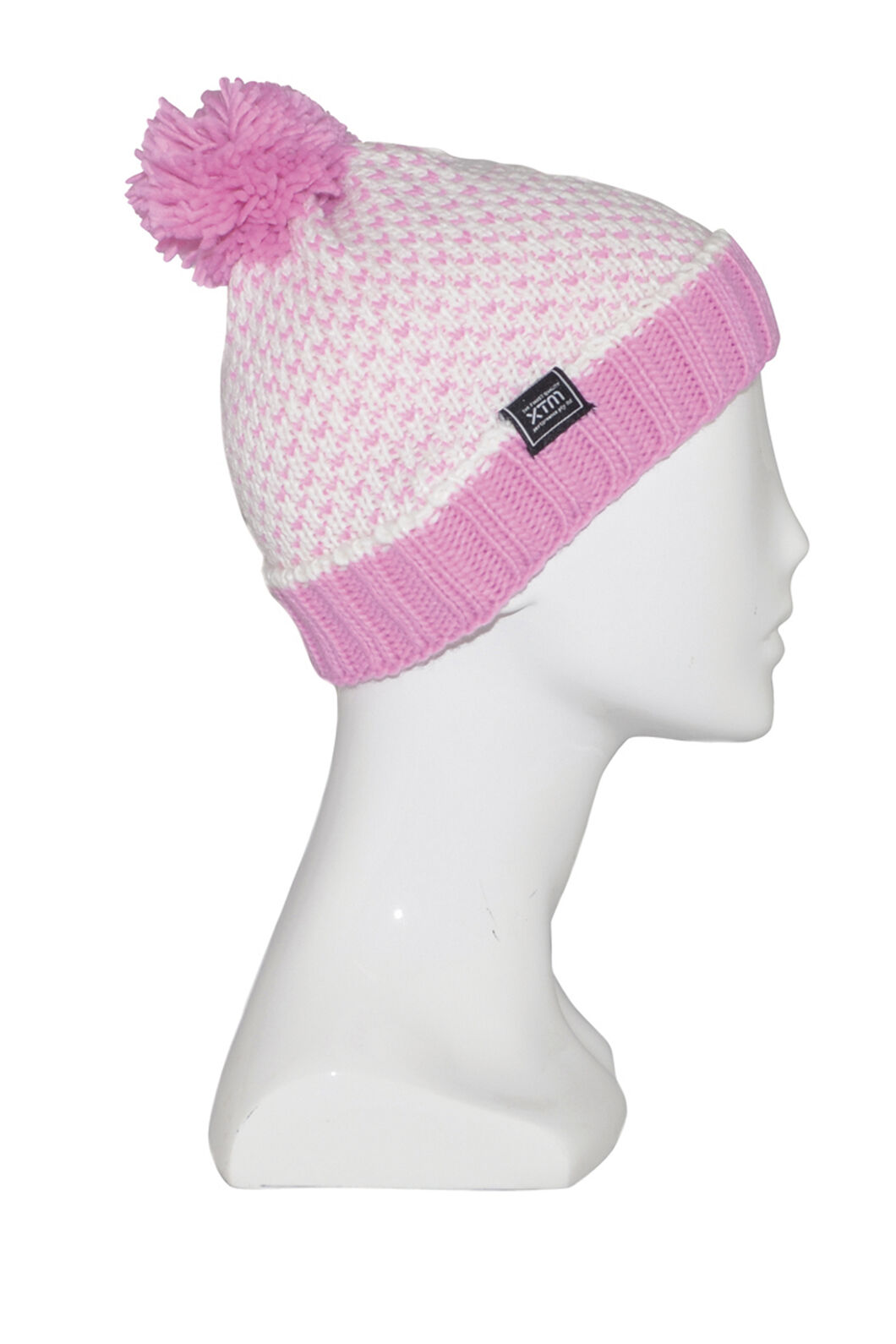 XTM Harriet Beanie - Kids', White, hi-res